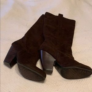 UNLISTED by Kenneth Cole boots Chocolate  size 7